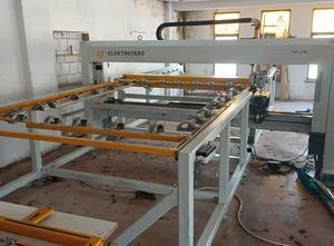 Textilní stroj Elektroteks Felis