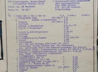 Heinrich Rau UBBD 5000*36 P10208119