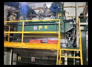 Kompletní linka na výrobu těstovin a pizzy Pavan Matricula 111988