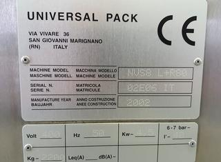Universal pack NVS8L/R80-AS120 P10209093