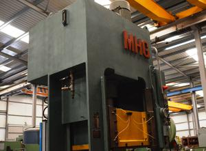 MGH LE-20-DM-40 / 700 hydraulic stamping press