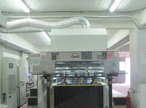 ROLAND 704 4 Farben Offsetdruckmaschine