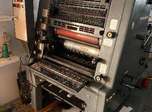 Offset un color Heidelberg GTO52+