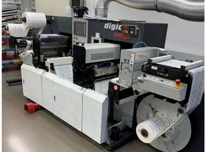 Imprimante d'étiquettes ABG  Digicon Series 1 Converter