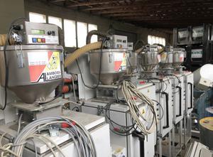Einspritzung nachgeschaltete Ausrüstung komplette Teile für ca. 14 Spritzgießmaschinen