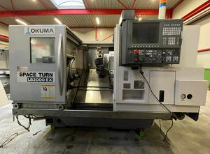Okuma LB 2000 EX MW cnc lathe