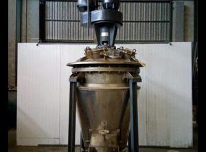 HOSOKAWA 800L Mischer für Pulver