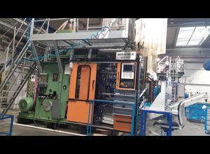 Hiesta ST605-I Blasformenmaschine