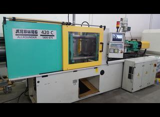 Arburg 420 C 1300 675 P10210249