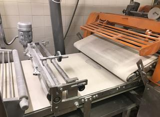 FRITSCH, Multivac Full automatic pitta bread production line or dough lamination line P10210269