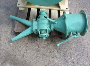Granulatore Jet mill -