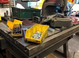 Welding table 1520mm x 1520mm x 950 P10210310