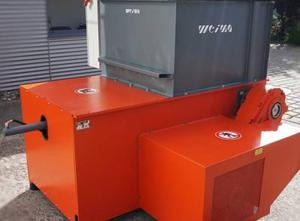 Weima WL 10 Wood chipping machine