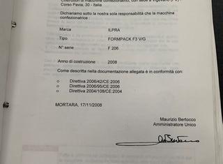 ILPRA Formpack F3 P210211003