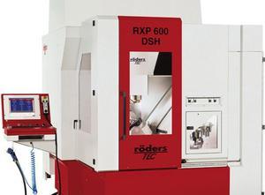 Roders RXP600 DSH Bearbeitungszentrum