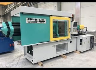 Arburg 520 C 2000-675 P210211017
