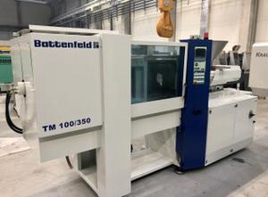 Battenfeld TM 100/350 Spritzgießmaschine
