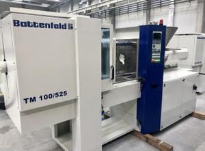 Battenfeld TM 100/525 Spritzgießmaschine