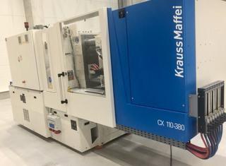 Krauss Maffei KM 110 – 380 CX P210211034