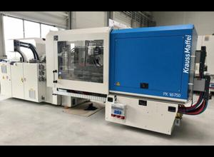 Krauss Maffei KM 161-750 PX Injection moulding machine