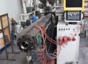 Ligne d'extrusion Cincinnati Complete line of Proton 90-30G profiles