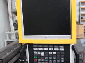 Vytlačovací linka Cincinnati Complete line of Proton 90-30G profiles