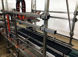 Vision Tec 1500 u/h Empty crate inspection machine