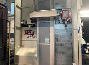 Tiger TML 4 CNC cnc bed type milling machine