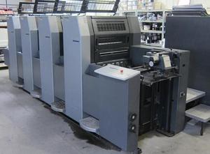 Heidelberg SM 52-4 4 Farben Offsetdruckmaschine