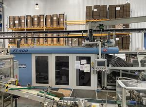 WM FT INTEC 900 Thermoforming - Sheet Processing Machine