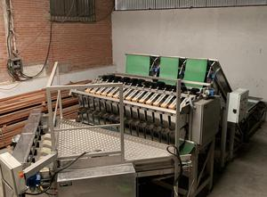 NEWTEC 2015 FLOW CONTI Multihead weigher