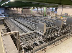 Molkerei - Käseherstellung-, Käseverpackung- und Käseportioniermaschine