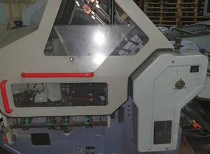 Stahl KD 66 4 KTL Falzmaschine