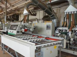 Weinig / Koch Profimat 23 / Uniplan / Univar 2G / T-100-A / T-100-B Plant