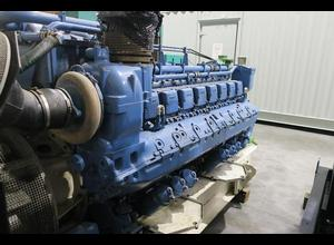 MTU 16V396 Generator