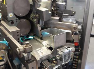 Sítotiskový stroj Omso Servocup Flexo 7