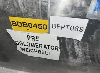 K-TRON W 600 I P210214024
