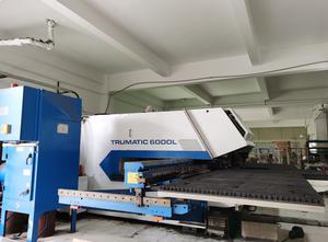 Máquina combinada de punzonado y corte Trumpf 6000L