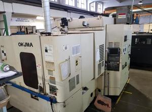 Centro di lavoro orizzontale Okuma MX 40 HB