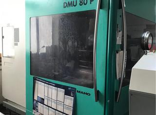 DMG DMU 80 P210215074