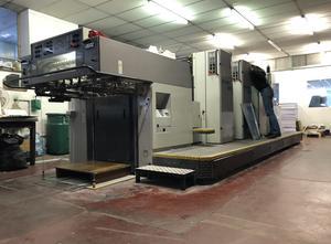 Roland R304P 4 Farben Offsetdruckmaschine