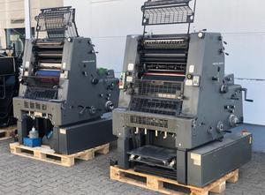 Offset un color Heidelberg GTO 52