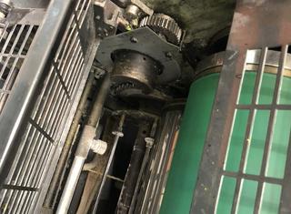Heidelberg GTO-52-4 P210215088