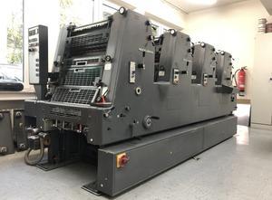 Heidelberg GTO-52-4 4 Farben Offsetdruckmaschine