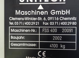 UNITECH FSS 400 S P210215122