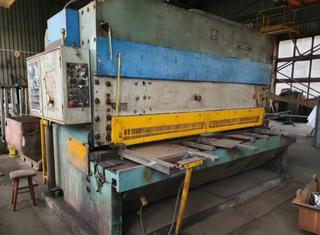 Strojarne Piesok CNTA 25mm - 3150 mm P210215136