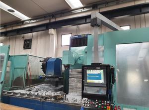 Sachman T 314 - HS CNC Fräsmaschine