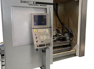 Pionowe centrum obróbcze DMG DMC 835 V