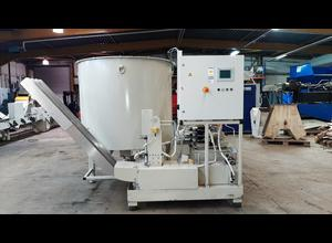 Ruf Maschinenbau 5,5/1600/80 Recyclingmaschine