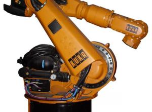 Robotica industrial KUKA KR200